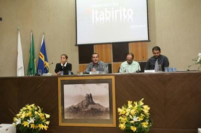 Sessão Solene - 22 de dezembro de 2014