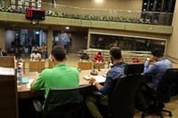 12 novos projetos começaram a tramitar na Câmara de Itabirito nesta segunda-feira (13/9)