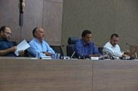 Arnaldo toma posse como presidente da Câmara de Itabirito