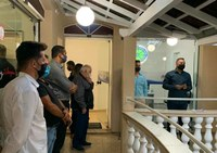 Câmara de Itabirito inaugura Centro de Gabinetes Parlamentares Unificado