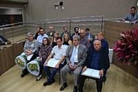 Câmara de Itabirito presta as tradicionais homenagens de 7 de Setembro