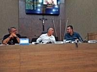 Câmara de Itabirito tem 1ª reunião com presidente interino