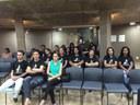 Câmara de Vereadores recebe a visita de estudantes do EJA – Educação para Jovens e Adultos