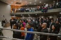 Câmara realiza Sessão Solene de Mérito Comunitário.