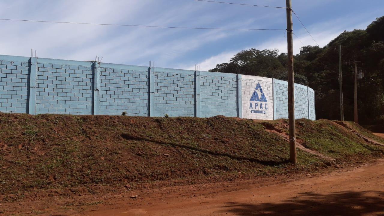 Conheça detalhes do prédio da Apac em Itabirito inaugurado recentemente, VEJA VÍDEO
