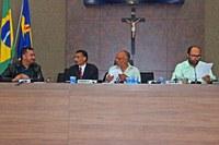 Contra a violência: Juiz de Itabirito pede empenho de vereadores na implantação do Conselho da Mulher