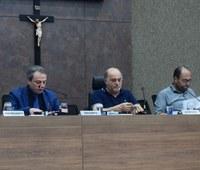 Diretor do SAAE comparece Câmara Municipal para esclarecimentos aos vereadores e população.