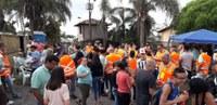 Itabirito passa por simulado de evacuação de emergência; VEJA VÍDEOS