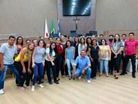 Itabirito: Presidente se reúne com servidores da Câmara, apresenta nova equipe e metas para 2020