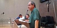 Secretário de Desenvolvimento da Prefeitura de Itabirito é questionado por vereadores